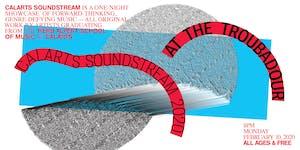 CalArts Soundstream 2020