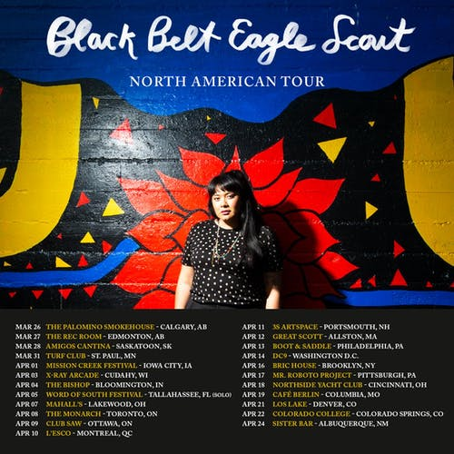 Black Belt Eagle Scout