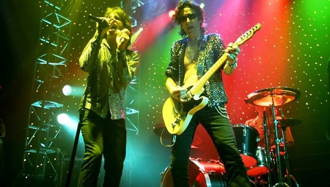 SATISFACTION - The ULTIMATE International Rolling Stones Tribute