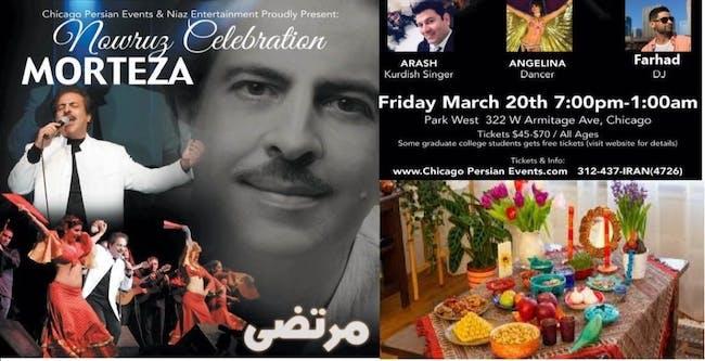 Nowruz Celebration with Morteza Barjesteh