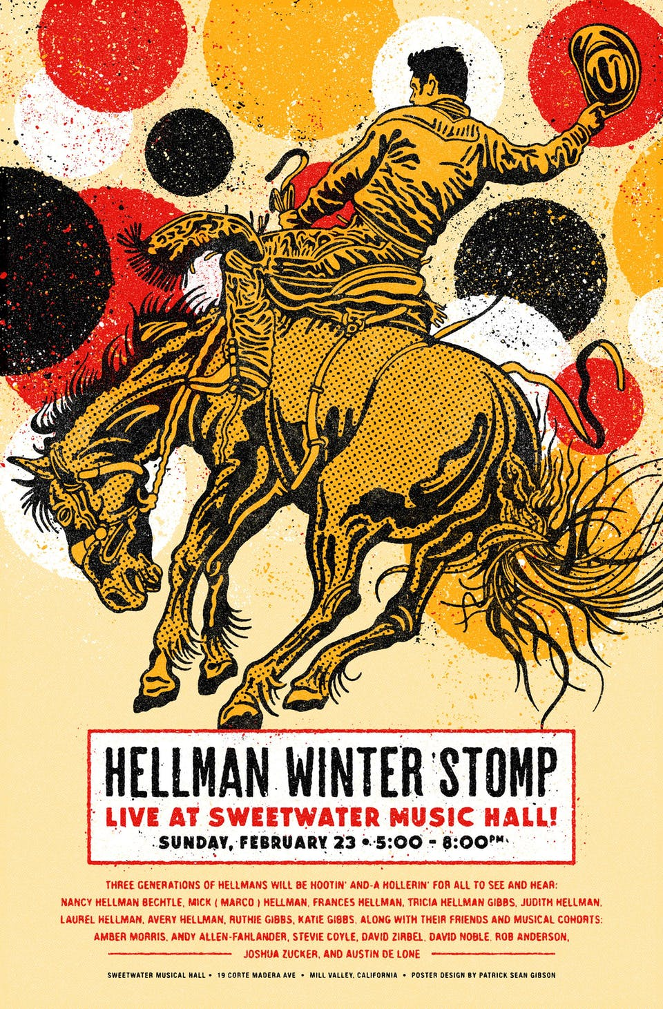 Hellman Winter Stomp