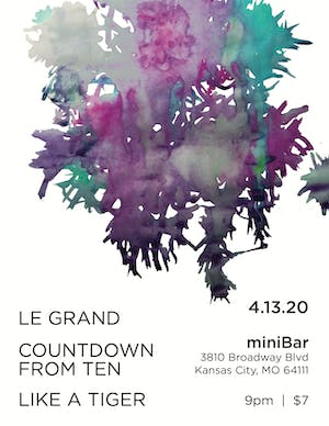 Le Grand ,Countdown from Ten , Like a Tiger
