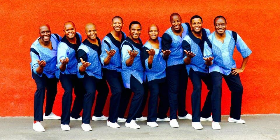 Ladysmith Black Mambazo (2/7/21, 7pm)