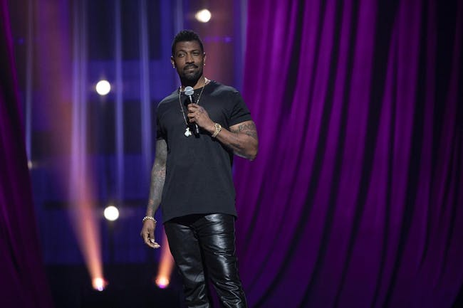 Deon Cole: Coleology Tour