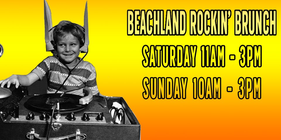 Beachland Rockin' Brunch with DJ Sade Wolfkitten