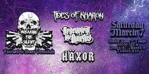 Breaking the Silent, Tides of Kharon, BLQ & Haxor