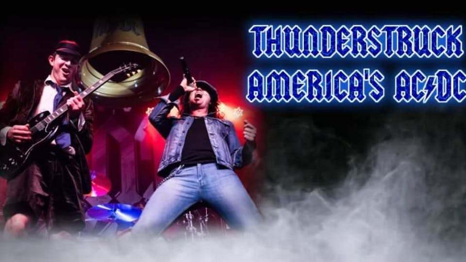 Thunderstruck - AC/DC Tribute