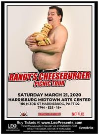 Randy's Cheeseburger Picnic