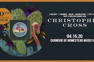 Christopher Cross: 40th Anniversary Tour