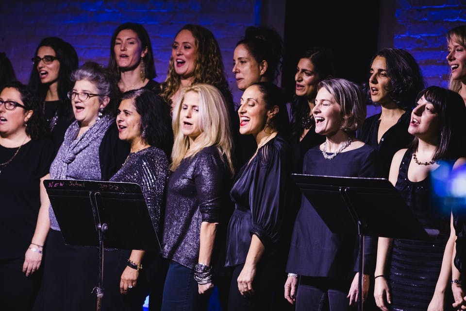 Brooklynite Choir with B-Side Choir