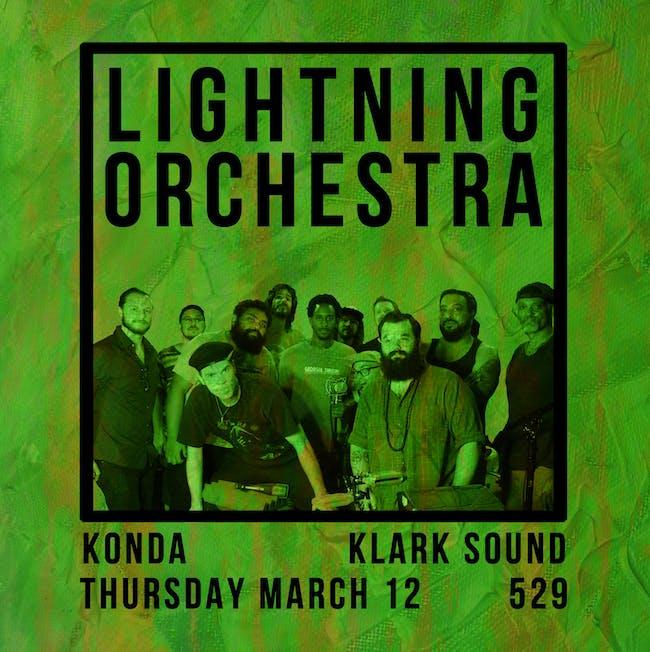 Lightning Orchestra, Konda, Klark Sound