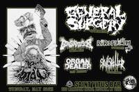 General Surgery, Galvanizer, Birdflesh, Organ Dealer, Skullshitter