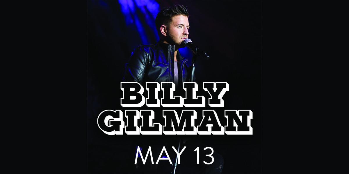 Billy Gilman w/ JD Eicher