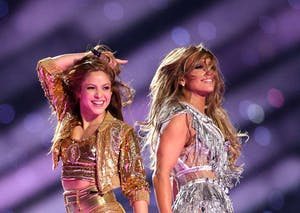 Hips Don't Lie: Shakira & JLO 2000s Party