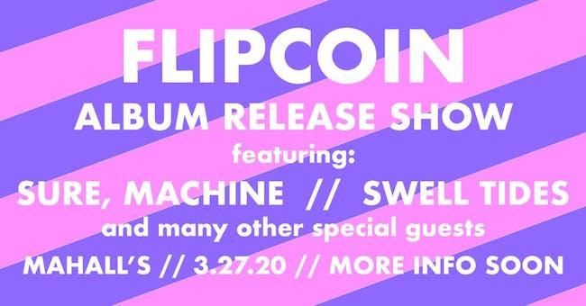 Flipcoin Album Release Show
