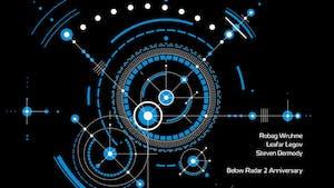 Robag Wruhme & Leafar Legov: Below Radar 2 Year Anniversary