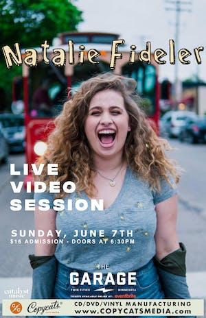 Natalie Fideler - Live Video Session