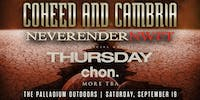 "COHEED AND CAMBRIA ""NEVERENDER: NWFT"""
