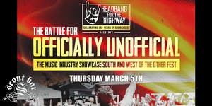 The Battle for SxSW Officially Unofficial