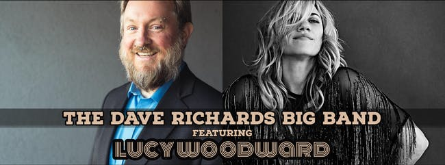 The Dave Richards Big Band featuring Lucy Woodward