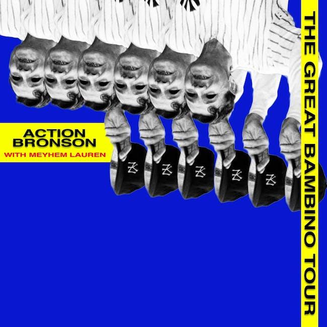 Action Bronson - The Great Bambino Tour (POSTPONED)