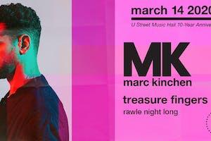 MK w/ Treasure Fingers, Rawle Night Long