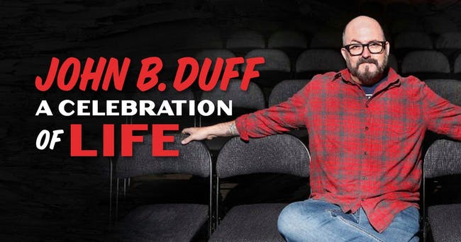 John B. Duff - A Celebration of Life