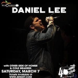 Daniel Lee- Other Side of Homer & Cole Meaders