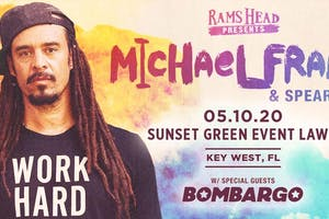 Michael Franti & Spearhead at The Sunset Green Event Lawn
