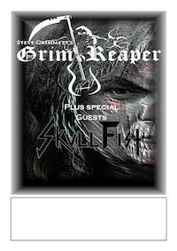 Steve Grimmett's Grim Reaper in Tampa