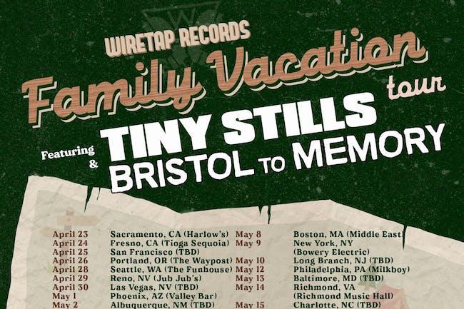 Tiny Stills & Bristol to Memory