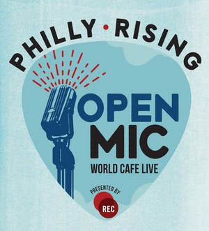 Philly Rising Open Mic