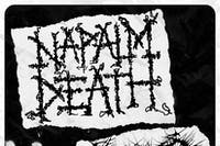 CANCELED - NAPALM DEATH  /Aborted / Tombs / WVRM