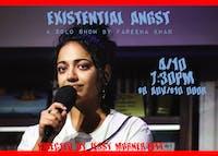 Fareeha Khan: Existential Angst