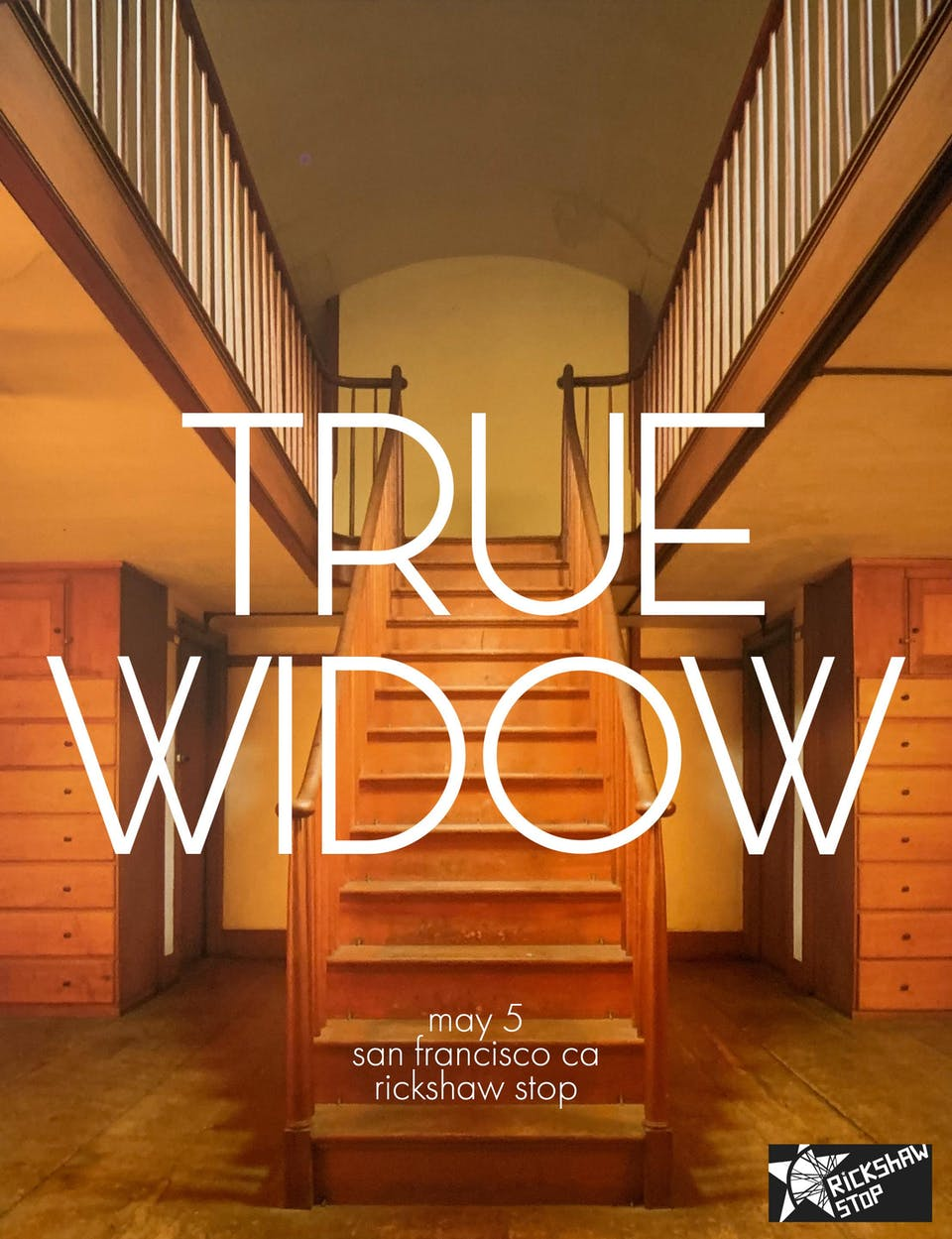 TRUE WIDOW with support TBA