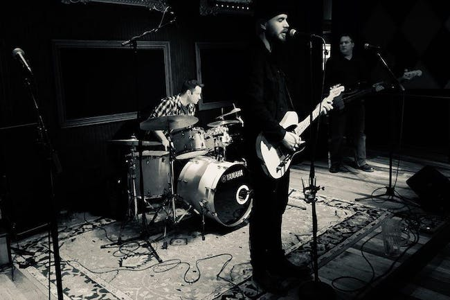 Blues Brunch w/ Anthony Russo Band