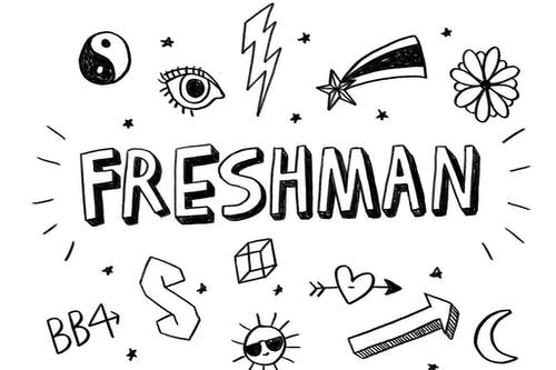 Freshman: A Show About Your Terrible Early Art