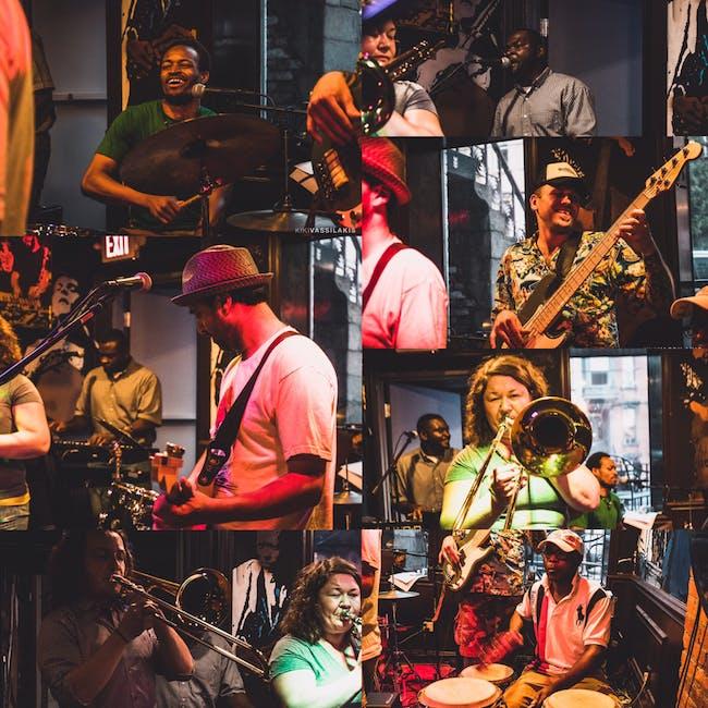 Reggae Sunday: MIXED ROOTS