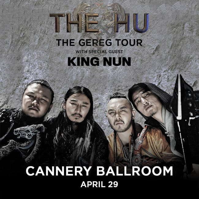 The Hu - The Gereg Tour