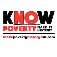 Make Poverty History Manitoba - 4th Annual Fundraiser