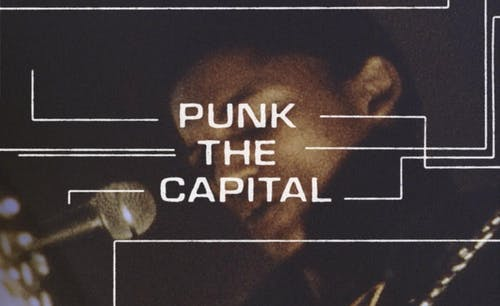 Film Screening: Punk the Capital