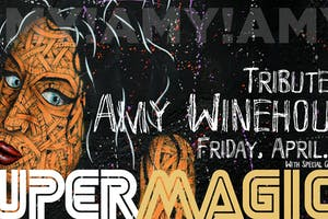Supermagick - A Tribute to Amy Winehouse
