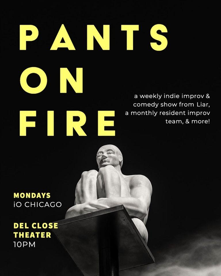 Pants on Fire (Hosted by Liar)