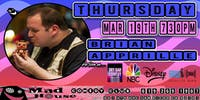 Brian Apprille as seen on Dry Bar Comedy, NBC, Disney and more!