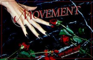 MOVEMENT feat. DJ XAM RENN [NEW WAVE NIGHT]