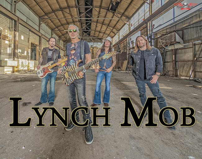 Lynch Mob with The Butlers (POSTPONED)