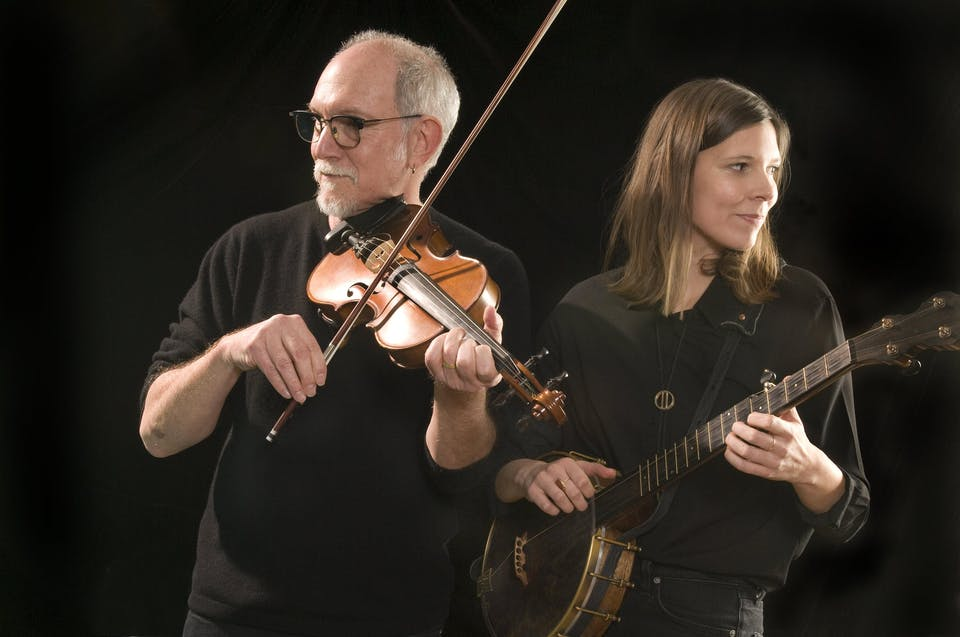 Old Time Fiddle and Banjo with Bruce Molsky and Allison de Groot