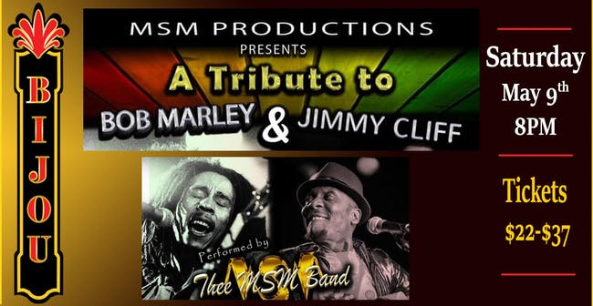 A Tribute to Bob Marley & Jimmy Cliff