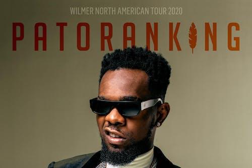 "Patoranking ""Wilmer North American Tour"""