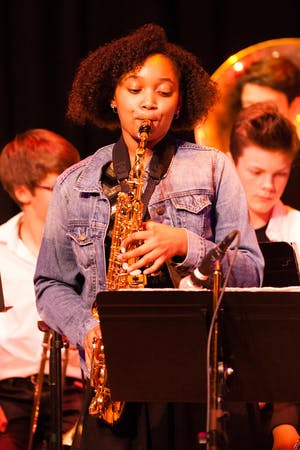 BERKELEY MIDDLE SCHOOL JAZZ BANDS